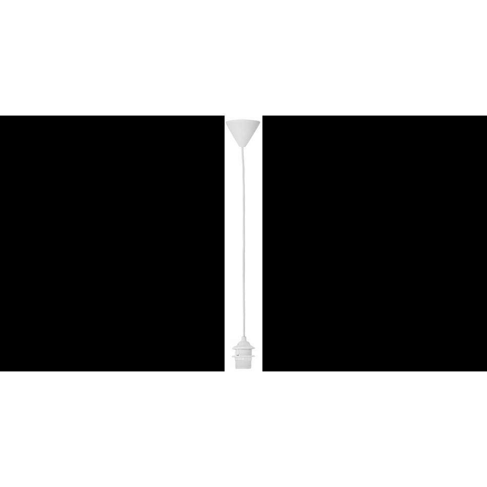 PENDEL E/27 WHITE