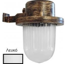 SLP-600Α WHITE ΘΥΕΛΗΣ ΡΟΔΕΛΑ  2 ΠΟΔΙΑ