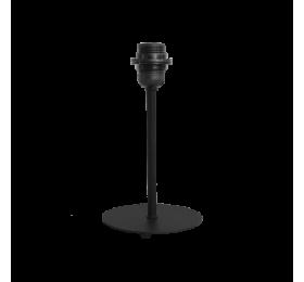 TLB-01 20cm BLACK ΒΑΣΗ ΠΟΡΤΑΤΙΦ Ε/27