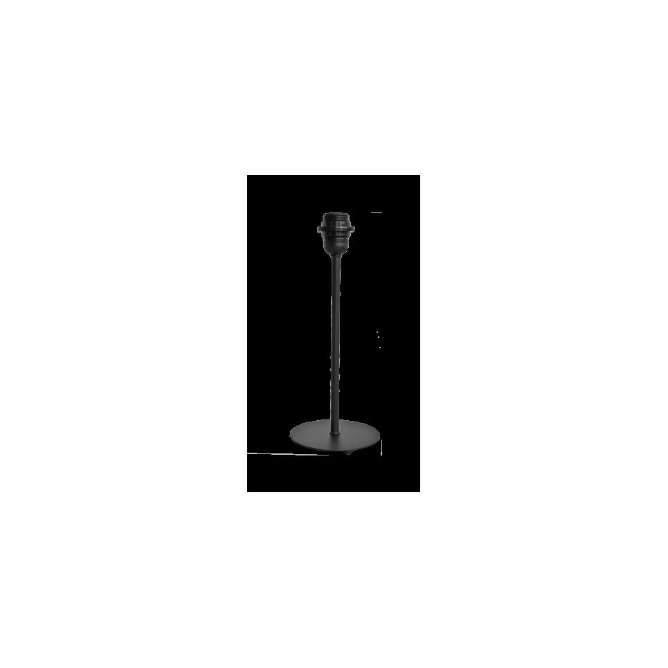 TLB-02 30cm BLACK ΒΑΣΗ ΠΟΡΤΑΤΙΦ Ε/27