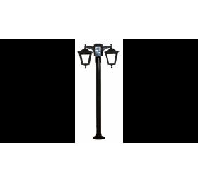 LP-353ΕΒ 2/Φ 100cm ΜΑΥΡΟ ΕΔΑΦΟΥΣ