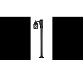 LP-710ΕΒ 1/Φ 100cm ΜΑΥΡΟ ΕΔΑΦΟΥΣ