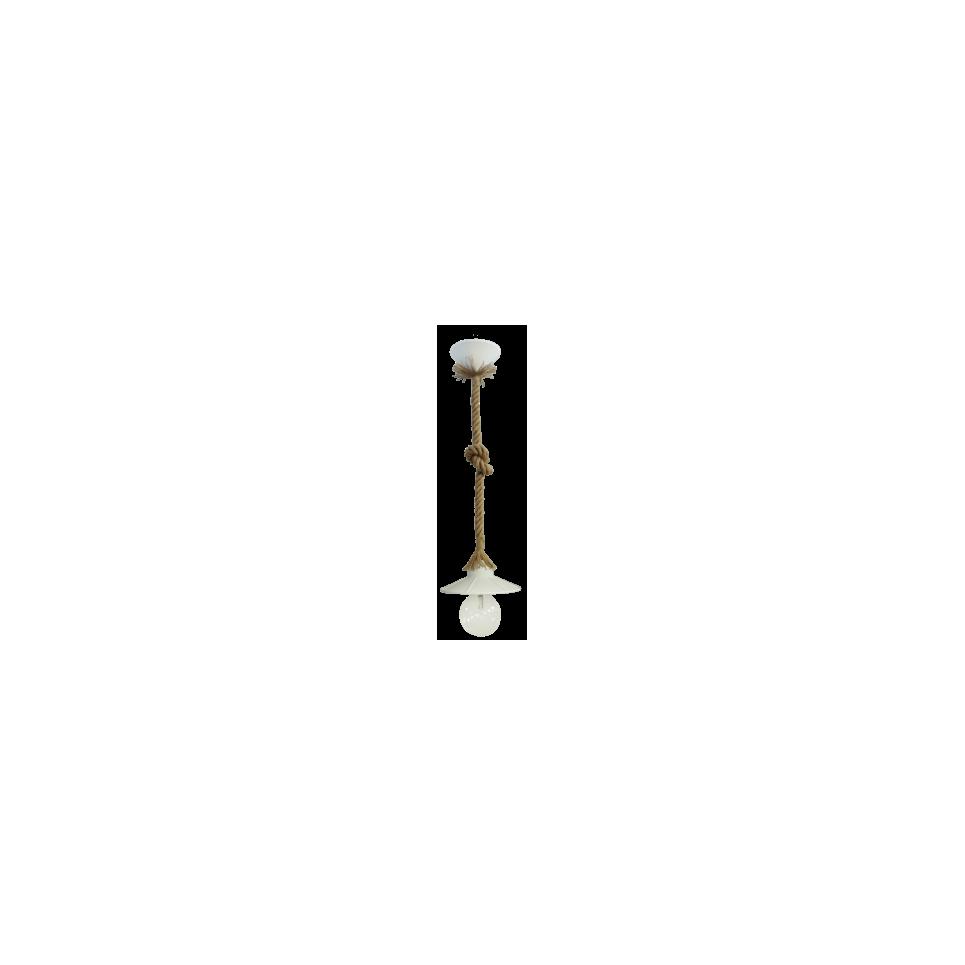 LP-150Κ S ROPE UT-WHITE ΚΡΕΜ.ΜΙΚ.ΤΑΜΠΛΑ