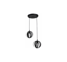 LAMA/2L PENDEL BLACK Φ18 ΚΡΕΜΑΣΤΟ